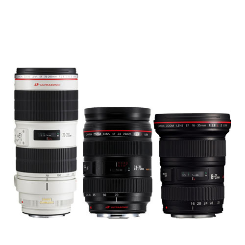 CANON ZOOM LENS SET(70-200IS)